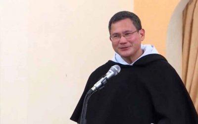 fr. Gerard Timoner eleito Mestre Geral dos Dominicanos